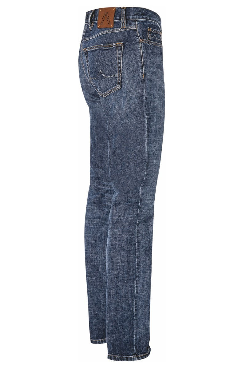 Alberto Jeans PIPE light blue stone washed