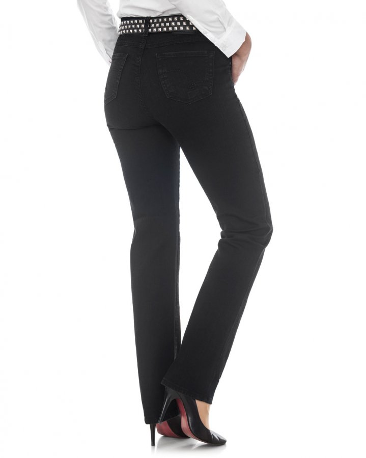 Angels Jeans Dolly 5 Pocket Feminin Fit black black