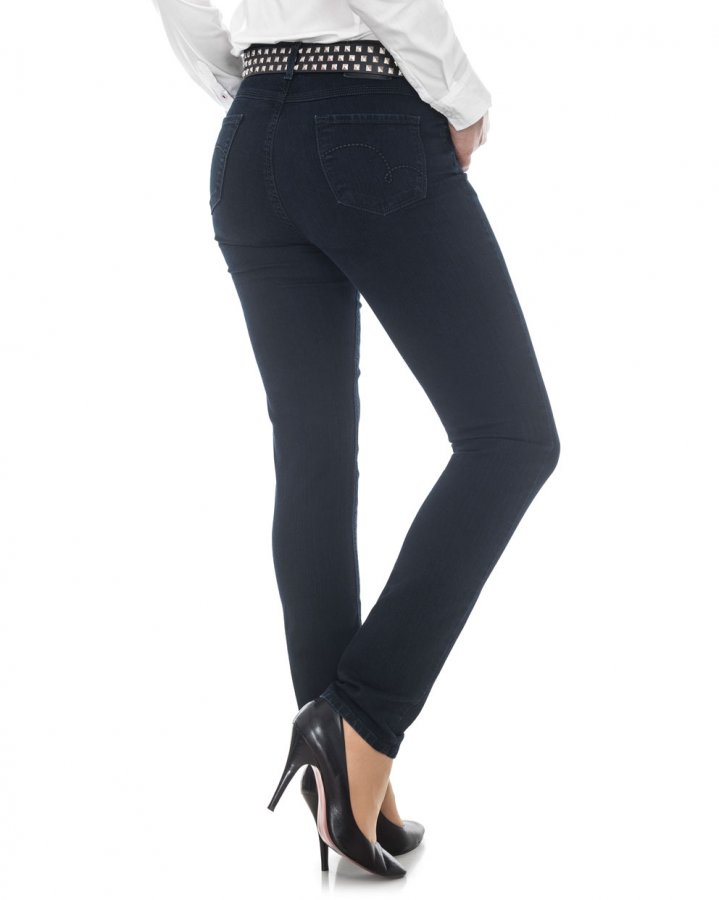 Angels Jeans Skinny Slim Fit dark blue