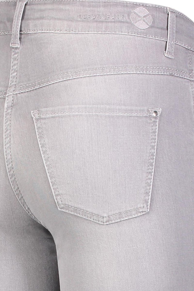 MAC Jeans Dream Straight Fit silver grey used