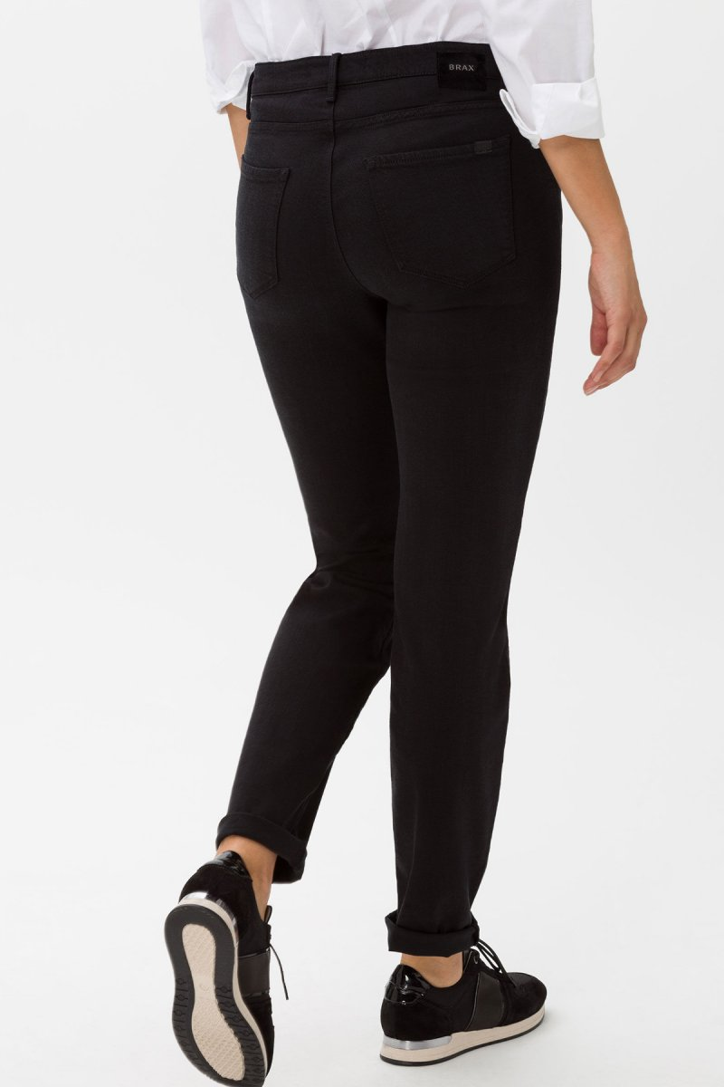 Brax Jeans Shakira FREE TO MOVE Skinny/Röhre clean black