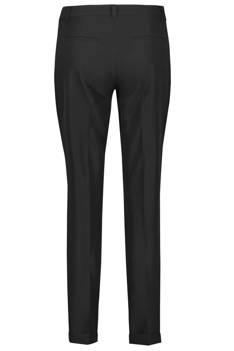 Gerry Weber Hose Citystyle Slim Fit black