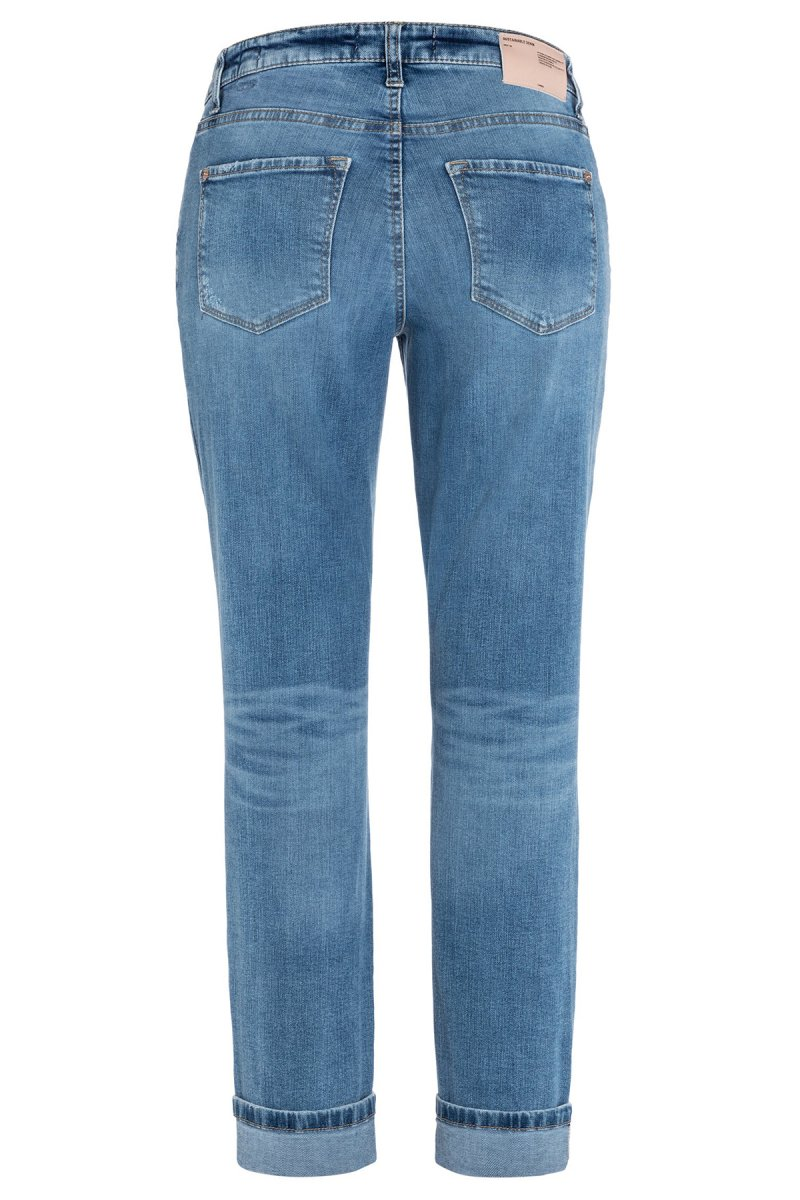 CAMBIO Jeans Kerry Straight Fit eco medium used and scratched
