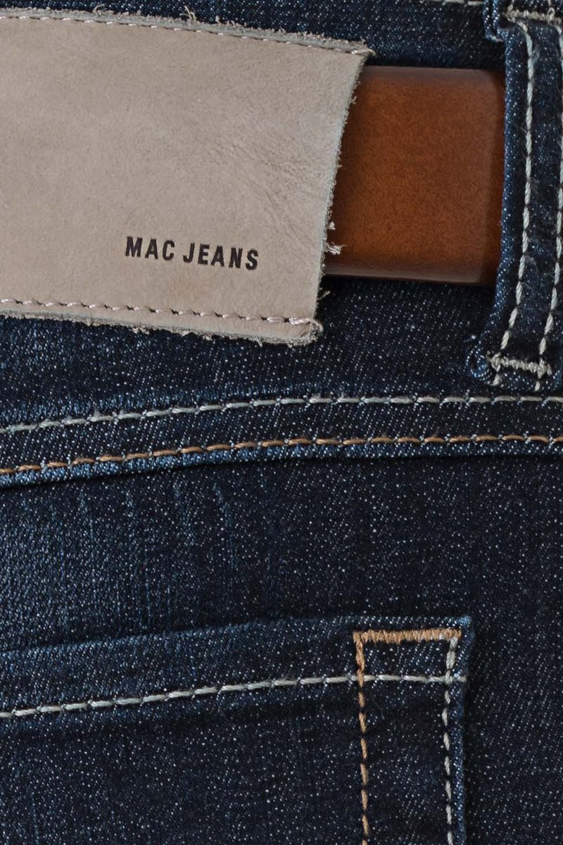 MAC MACFLEXX Jeans ARNE Pipe rinsed wash 3D