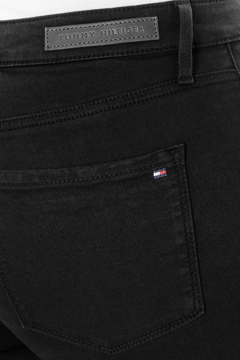 Tommy Hilfiger Jeans Como RW Doreen Slim Fit black