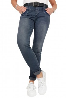 Buena Vista Jeans Florida stretch denim Straight Fit anthra denim