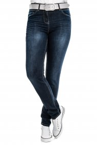 Cecil Jeans Toronto Straight Fit dark blue wash