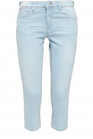 Esprit Jeans Skinny 7/8 blue bleached