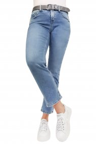 CAMBIO Jeans Tess Straight Fit authentic summer wash