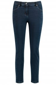 Gerry Weber Jeans SkinnyFit4me dark blue denim