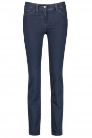 Gerry Weber Jeans Best4me Slim Fit dark blue denim