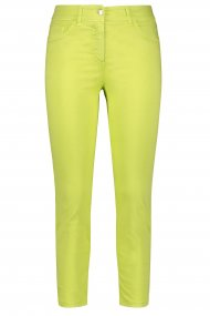 Gerry Weber Jeans Best4me 7/8 light Slim Fit lime