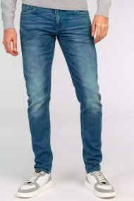 PME LEGEND Jeans Tailwheel Slim Fit Stretch Soft Mid blue
