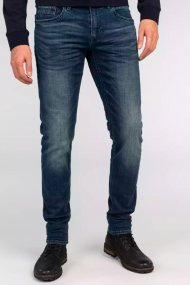 PME LEGEND Jeans Tailwheel Slim Fit Stretch Dark Blue Indigo