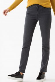 Brax Jeans Mary Slim Fit used dark grey