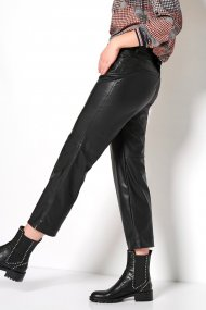 Toni Hose Jolie Leather Boot Slim Fit black