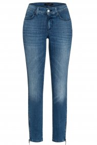CAMBIO Jeans Parla Straight Fit lifely contrast used