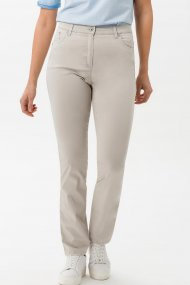 RAPHAELA by Brax Hose Ina Touch Slim Fit light taupe