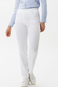 RAPHAELA by Brax Jeans Pamina Slim Fit white