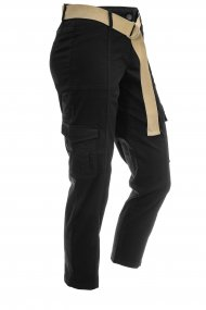 Gerry Weber Hose Best4me 7/8 Cargo Slim Fit black
