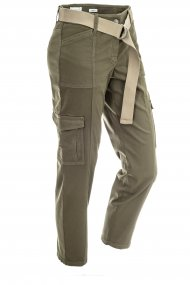 Gerry Weber Hose Best4me 7/8 Cargo Slim Fit khaki