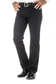 Mac Hose Ben Regular black stripe