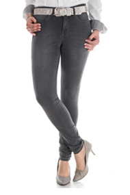 Mac Hose Denim Dream Skinny anthra used
