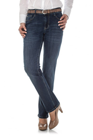 Mac Jeans Angela authetic blue used