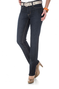 Mac Jeans Angela dark washed