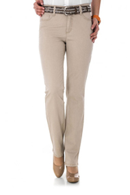 Mac Jeans Angela soft beige