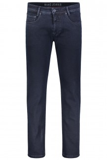 Mac RECYCLED Jeans Arne Modern Fit blue black