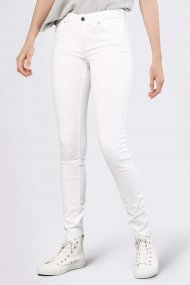 Mac Jeans Dream Skinny/Röhre white denim