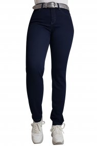 MAC Jeans Dream Slim pocket Skinny/Röhre dark blue