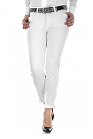 Mac Jeans Dream Summer Chic white denim