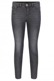 MAC Jeans Slim Straight Fit anthra basic wash