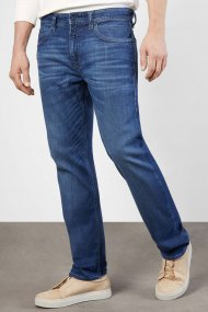 MAC Jeans Workout DENIMFLEXX Arne Pipe gothic blue authentic wash