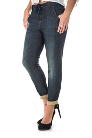 Mac JOGGING JEANS autumn blue wash